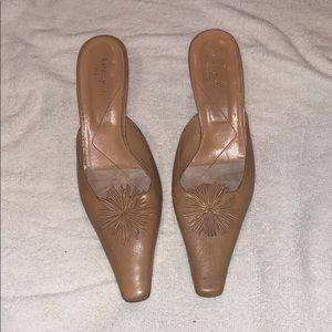 Vintage Kate spade slides